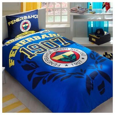 Taç Fenerbahçe The Legend Nevresim Takımı Fenerbahçe Ürünleri