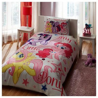 Taç My Little Pony Stars Nevresim Takımı Ev Tekstili
