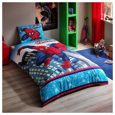 Taç Spiderman Ultimate Nevresim Takımı Ev Tekstili