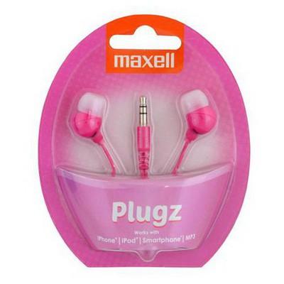 maxell-mic-303762-00-cn-plugz-pembe