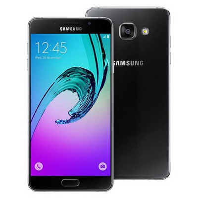 Samsung Galaxy A7 2016 Cep Telefonu - Siyah (A710)