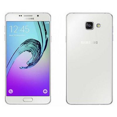 Samsung Galaxy A7 2016 Beyaz - Samsung Türkiye Garantili