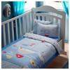 Taç Baby Sea Bebek Nevresim Takımı - Mavi Ev Gereçleri
