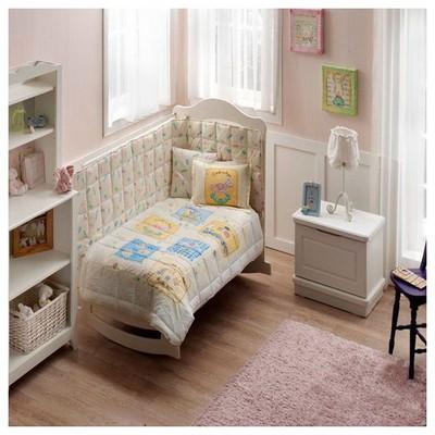 Taç TAÇ BABY GAME BEBEK UYKU SETİ - Sarı Bebek Nevresim