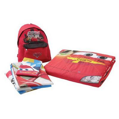 Taç Disney Cars Yatak Örtülü /çanta Hediyelidir Nevresim Takımı