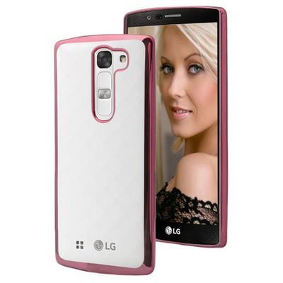 Microsonic Lg G4c Kılıf Flexi Delux Rose Cep Telefonu Kılıfı