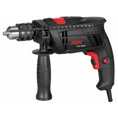 Skil  710 Watt Darbeli Matkap  - F0156271AA
