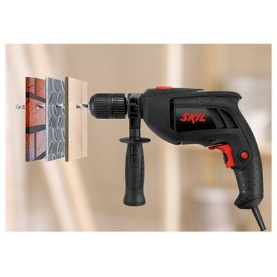 Skil  550 Watt Darbeli Matkap  - F0156280CA