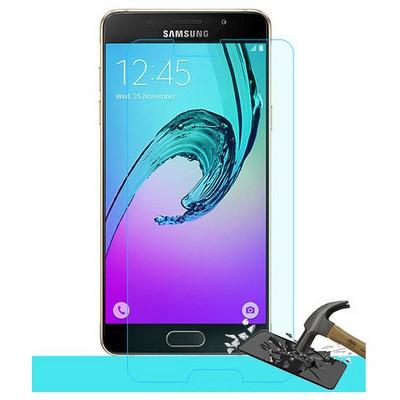 Microsonic Samsung Galaxy A5 2016 Temperli Cam Ekran Koruyucu Kırılmaz Film Ekran Koruyucu Film