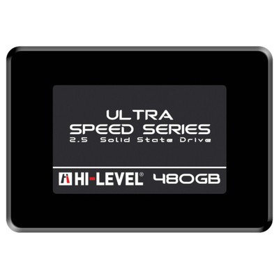 Hi-Level 480gb Ultra SSD + Aparat - HLV-SSD30ULT/480G