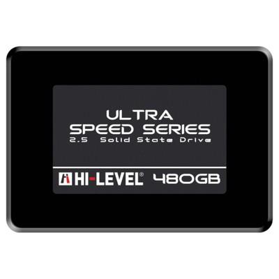 Hi-Level 480 Gb Ssd Disk Ssd30ult/480g + Aparat