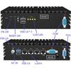 Jetway F533 4 X Intel Glan  Pc Firewall