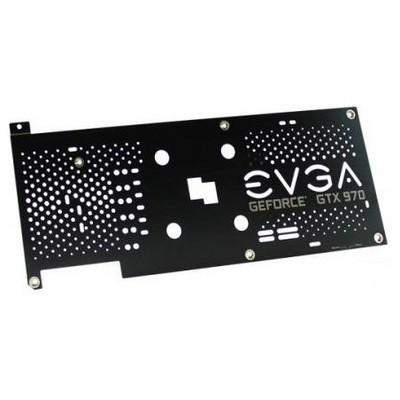 Evga 100-bp-3973-b9 Gtx970 39xx Serisi Ekran Kartı Için Arka Plaka (backplate) Bileşen Aksesuarı