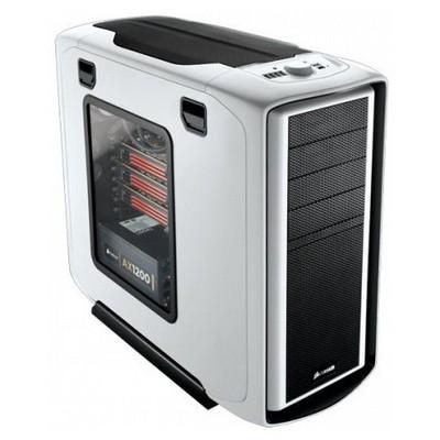 Corsair Cc600twm-wht Graphite 600tm Beyaz Super Midtower Pencereli Gaming  (psu Yok) Kasa