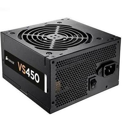 Corsair VS Serisi VS450 450w Güç Kaynağı (CP-9020096-EU)