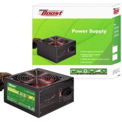 Power Boost Jpsu-bst-atx400r Power Bst-atx400r 400w 12cm Kırmızı Fan Siyah Atx Power Supply (retail Box) Güç Kaynağı