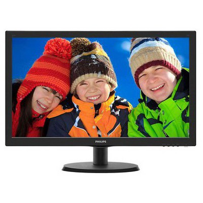 "Philips 223V5LHSB2/00 21.5"" 5ms Full HD Monitör"
