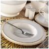Kütahya Porselen 25134 Bone China 84 Parça Yemek Takımı Tabak