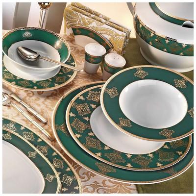 Kütahya Porselen 7808 Iris 97 Parça Yemek Takımı