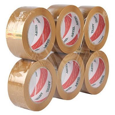 Astel Koli Bandı 45 Mm X 100 M 6 Adet Paketleme Malzemesi