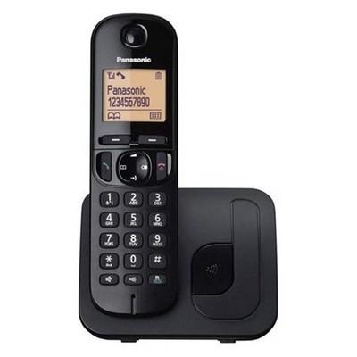 Panasonic  KX-TGC210 Telsiz Telefon - Siyah