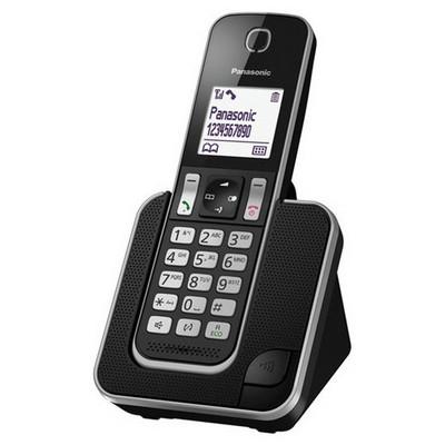 Panasonic KX-TGD 310 Dect Telefon ( Elektrik Kesintilerinde Çalışabilme ) Telsiz Telefon