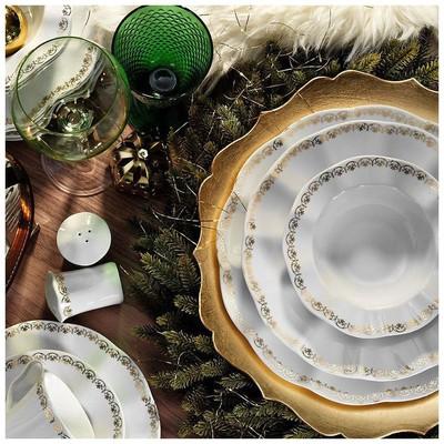 Kütahya Porselen 847820 Nil 83 Parça Yemek Takımı