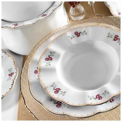 Kütahya Porselen 8581 Nil 83 Parça Yemek Takımı