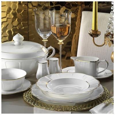 Kütahya Porselen 66105 Olympos 84 Parça Yemek Takımı