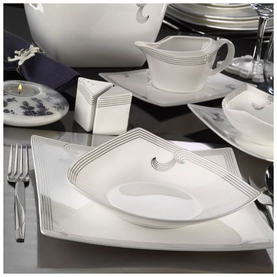 Kütahya Porselen 65126 Phaselis 83 Parça Yemek Takımı