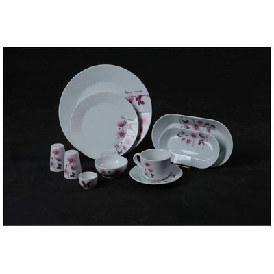 Kütahya Porselen 8958 Itır 39 Parça Kahvaltı Takımı