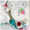 Kütahya Porselen 8364 Porselen 33 Parça Kahvaltı Takımı Sofra Gereçleri