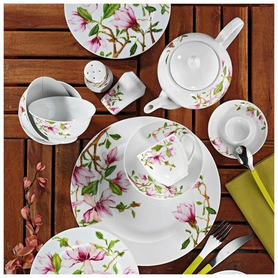 Kütahya Porselen 10149 44 Parça Kahvaltı Takımı