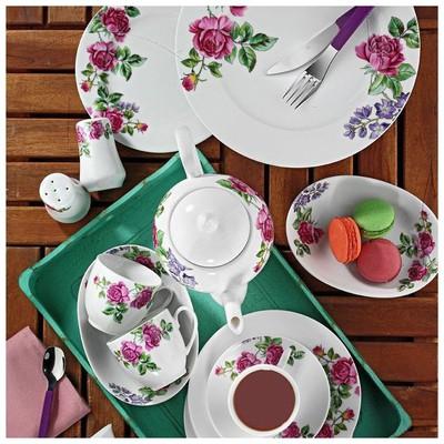 Kütahya Porselen 10151 44 Parça Kahvaltı Takımı
