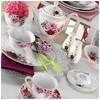 Kütahya Porselen 55101 Bone China 44 Parça Kahvaltı Takımı Tabak
