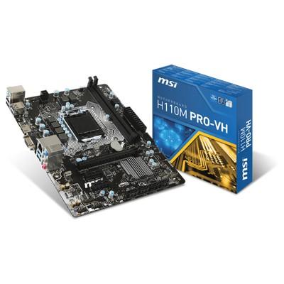 MSI H110M Pro-VH Intel Anakart