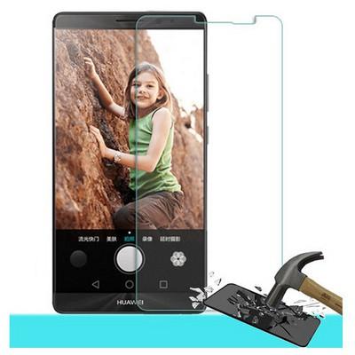 Microsonic Huawei Mate 8 Temperli Cam Ekran Koruyucu Kırılmaz Film Ekran Koruyucu Film