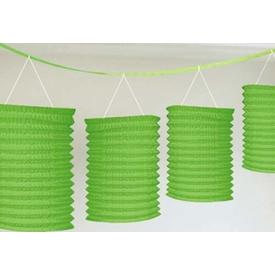 Parti Paketi Açık Yeşil Fener Dizisi Parti Feneri