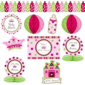 parti-paketi-minik-prenses-dekor-kiti