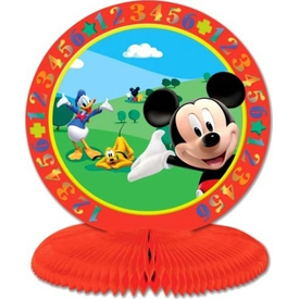 Parti Paketi Mickey Mouse Partisi, Masa Orta Süsü Parti Sofra Süsü