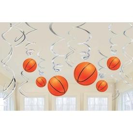 Parti Paketi Basketbol, Süs Dalgaları 12'li Parti Süsü