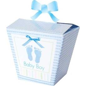 Parti Paketi Bebeğim Mavi, Hediye Kutusu 24'lü Parti Hediyesi