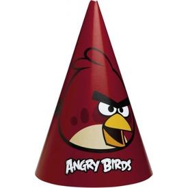 Parti Paketi Angry Birds,  6'lı Parti Şapkası
