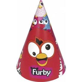 Parti Paketi Furby,  6'lı Parti Şapkası