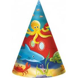 Parti Paketi Denizde Parti,  8'li Parti Şapkası