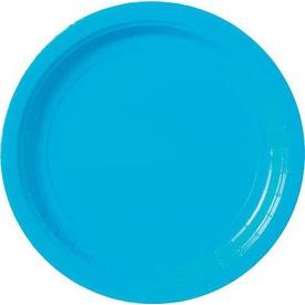 Parti Paketi Boncuk Mavi, Küçük Tabak 8'li Parti Tabağı