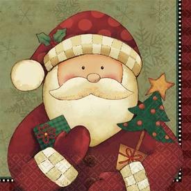Parti Paketi Noel Baba, Peçete Parti Peçetesi