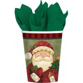 Parti Paketi Noel Baba, Bardak Parti Bardağı