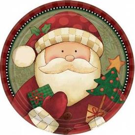 Parti Paketi Noel Baba, Büyük Tabak Parti Tabağı