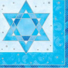 Parti Paketi Davud'un Yıldızı, Peçete Parti Peçetesi